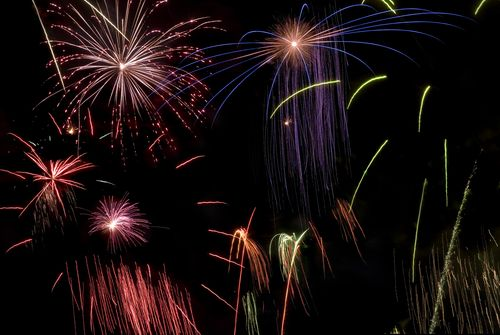 Firework_montage